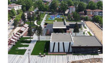 Sakarya Büyükşehir Belediyesi Hendek Atatürk Parkı