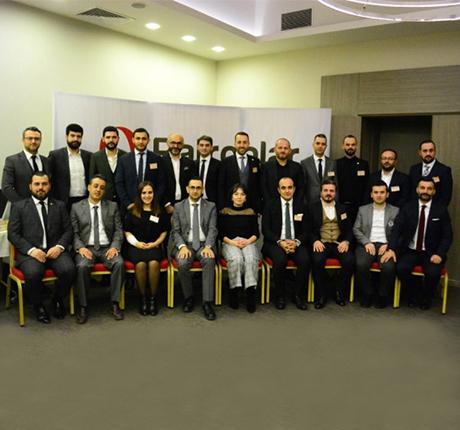 Sakarya Patronlar Platformu 2018 Satın Alma Zirvesi Dedehan Yapı