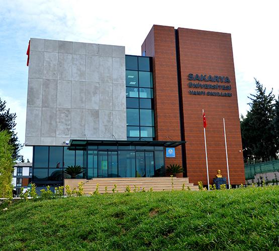 Sakarya Üniversitesi Vakıf Koleji İlkokul Binası