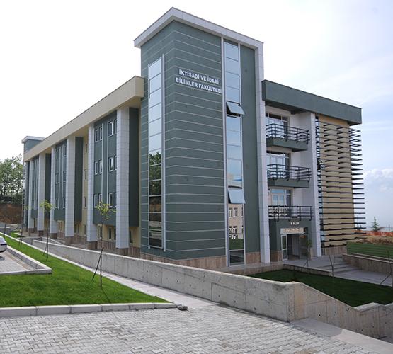 Sakarya Üniversitesi İktisadi ve İdari Bilimler Fakültesi Ek Blok