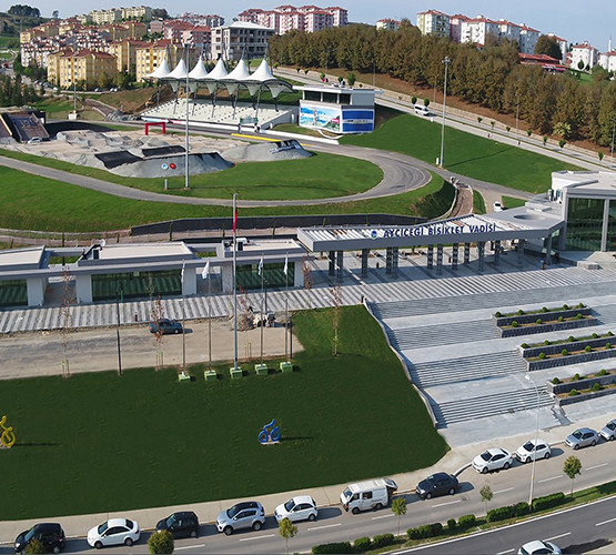 Sakarya Büyükşehir Belediyesi Ayçiçeği Vadisi